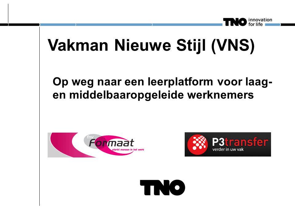 Vakman Nieuwe Stijl (VNS)