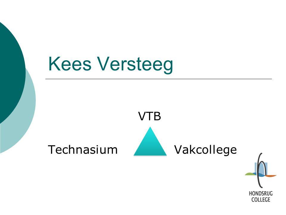 VTB Technasium Vakcollege