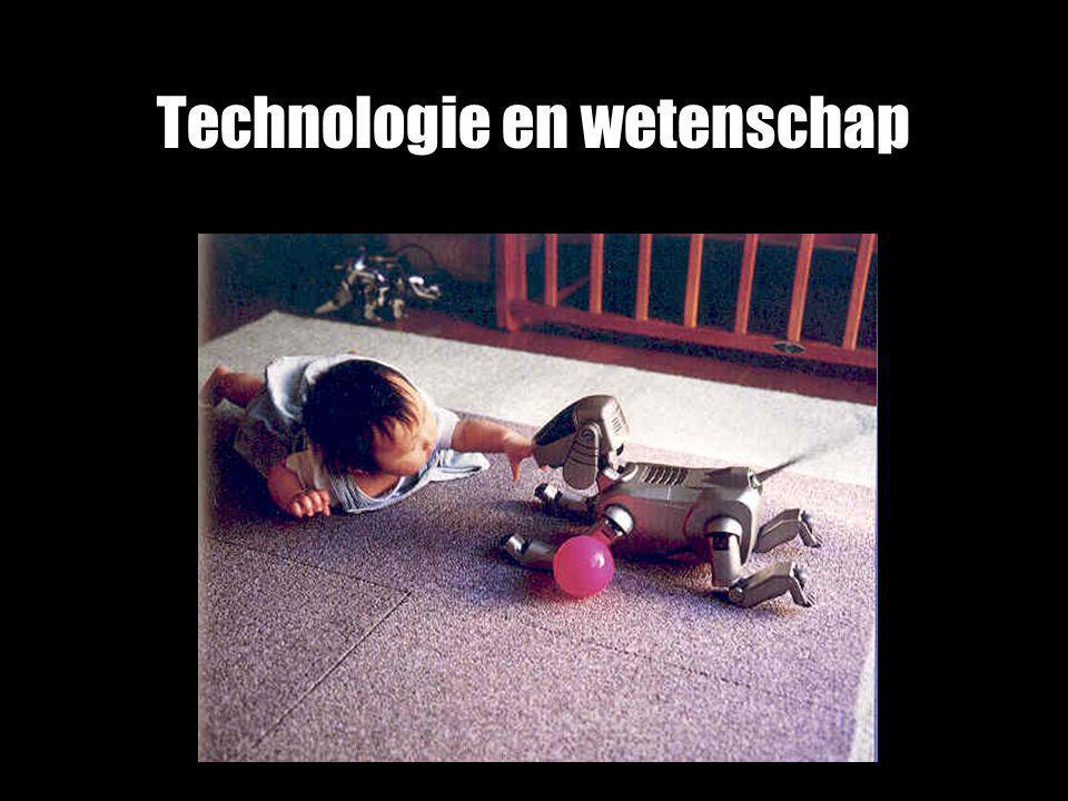 Technologie en wetenschap