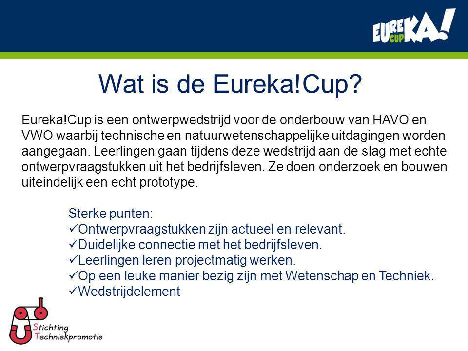Wat is de Eureka!Cup
