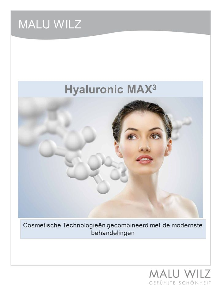 Cosmetische Technologieën gecombineerd met de modernste behandelingen