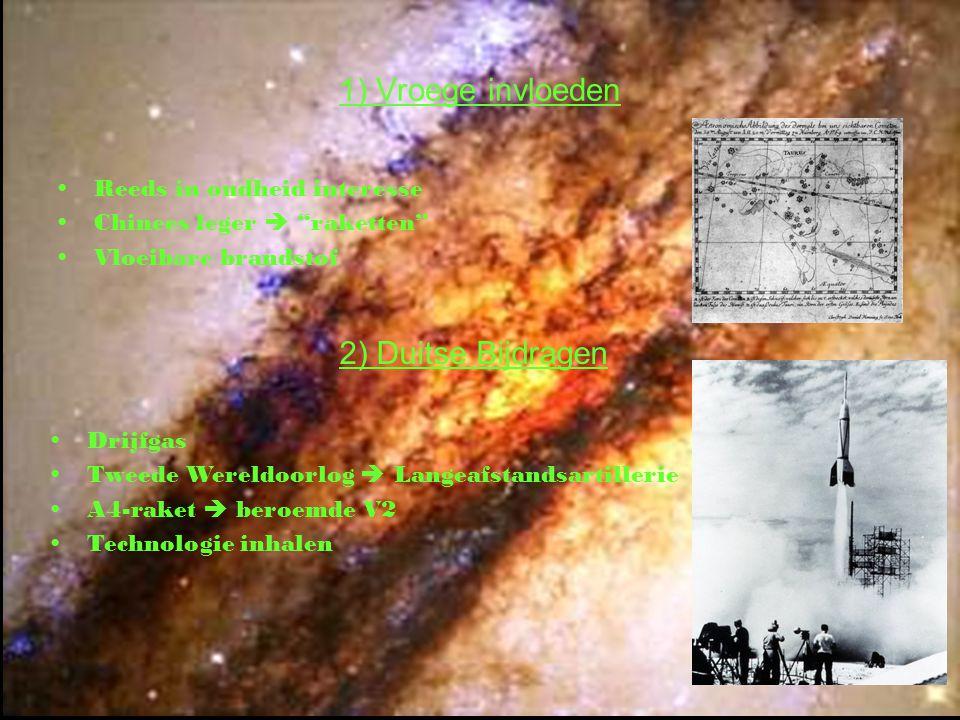 1) Vroege invloeden 2) Duitse Bijdragen Reeds in oudheid interesse