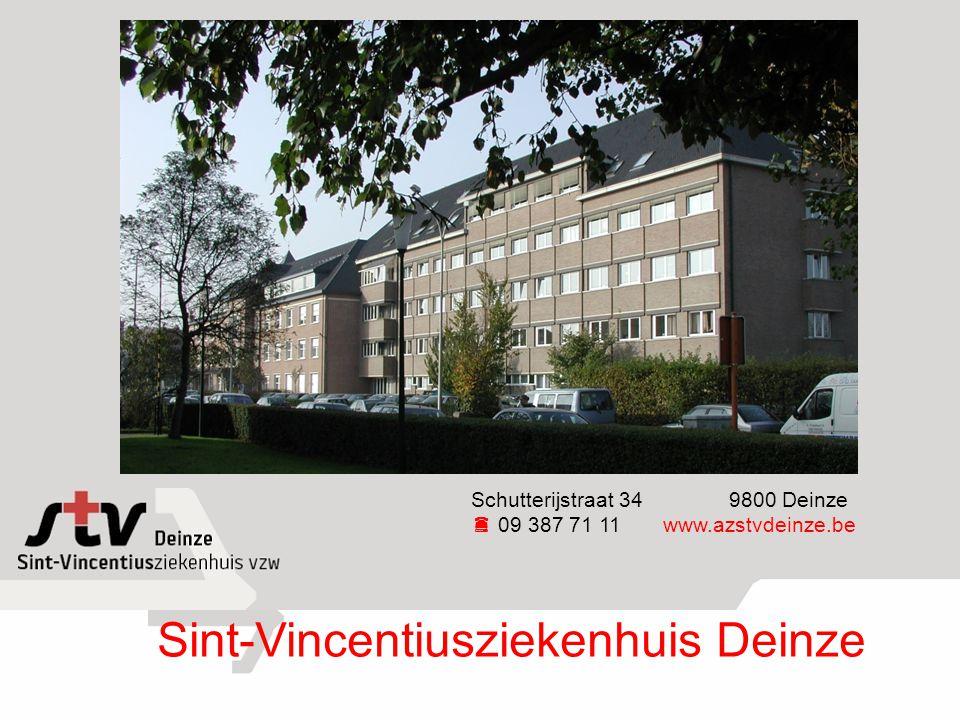 Sint-Vincentiusziekenhuis Deinze
