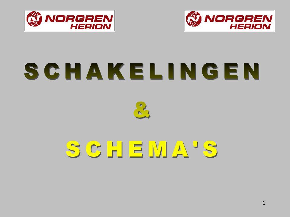 SCHAKELINGEN & SCHEMA S