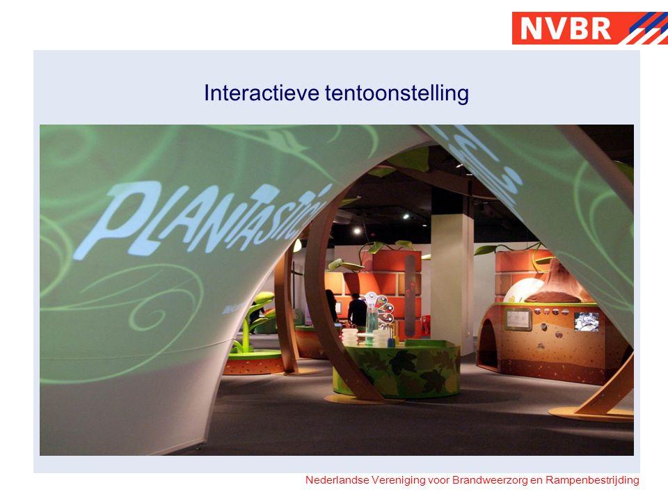 Interactieve tentoonstelling