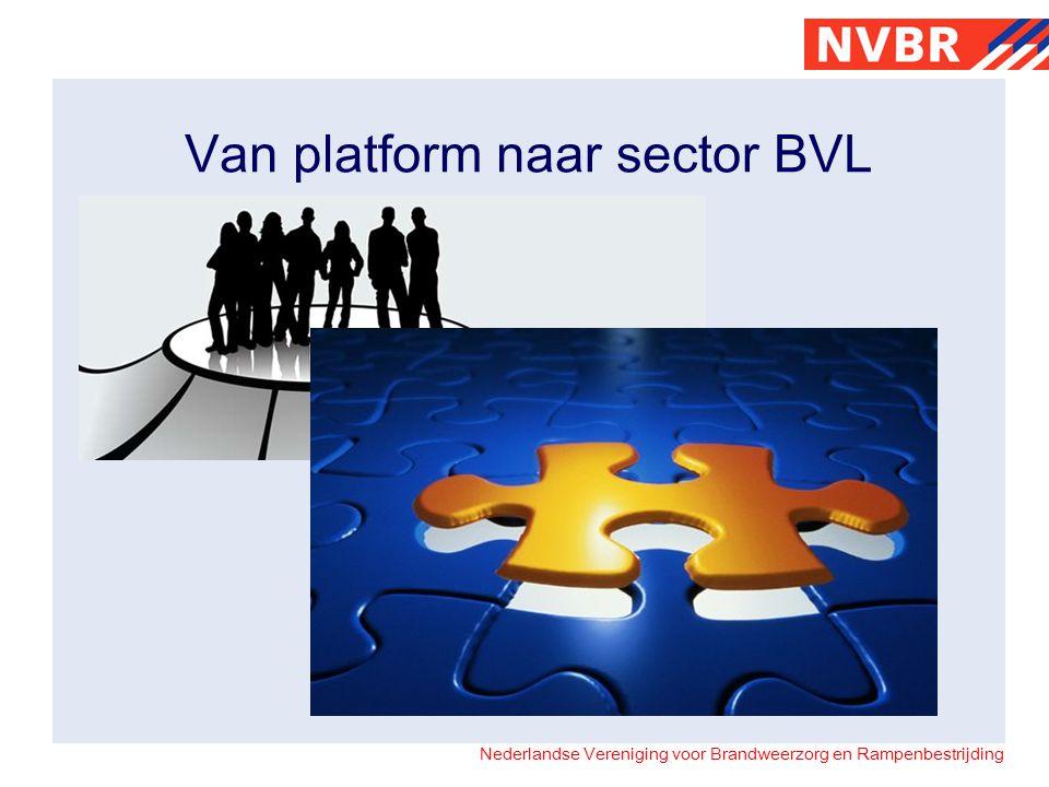 Van platform naar sector BVL