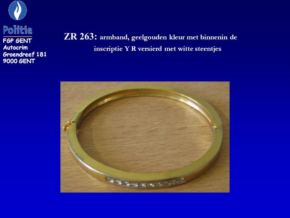 FGP GENT Autocrim. Groendreef 181. 9000 GENT.