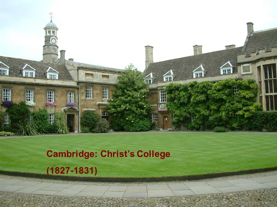 Cambridge: Christ's College