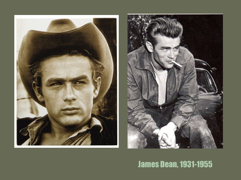 James Dean, 1931-1955