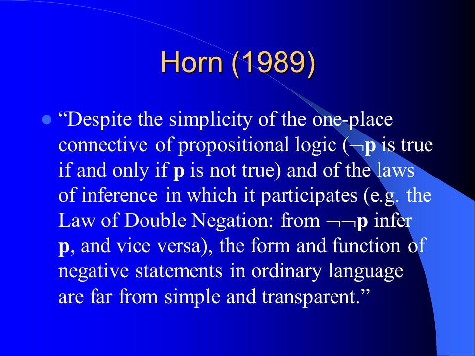 Horn (1989)