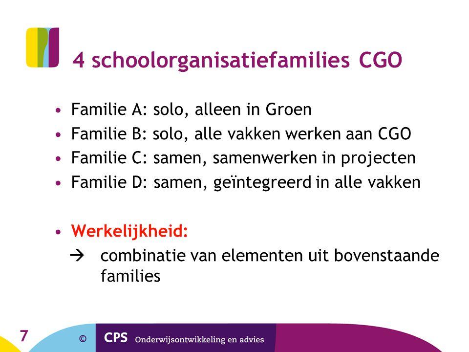 4 schoolorganisatiefamilies CGO
