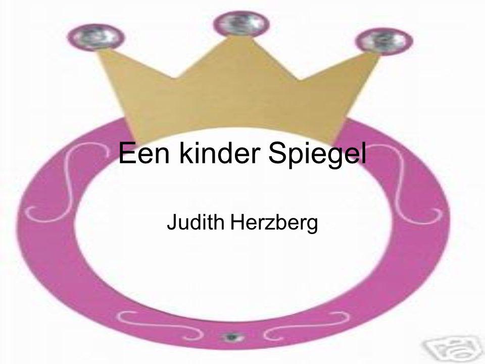 Een kinder Spiegel Judith Herzberg