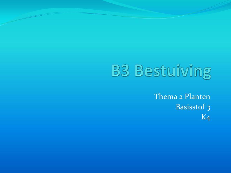 Thema 2 Planten Basisstof 3 K4