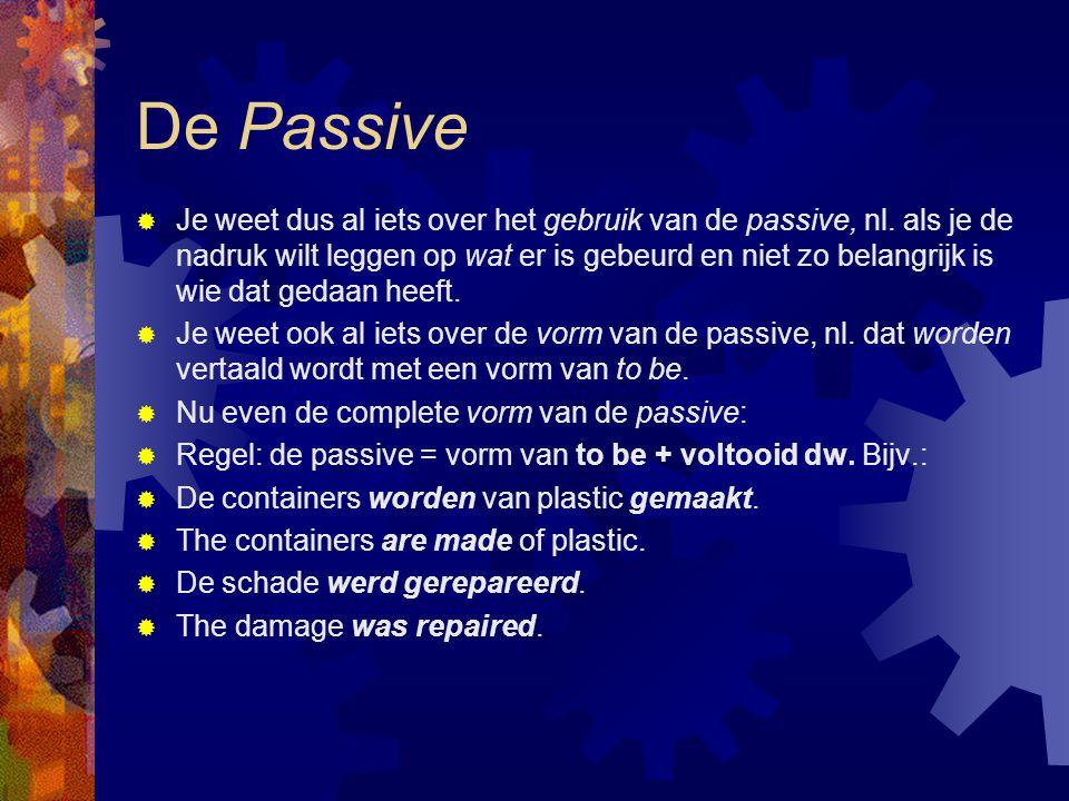 De Passive