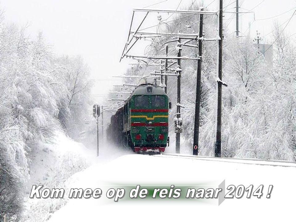 Kom mee op de reis naar 2014 !