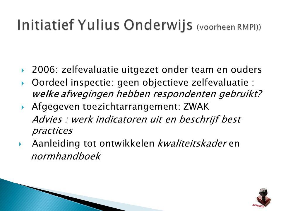Initiatief Yulius Onderwijs (voorheen RMPI))