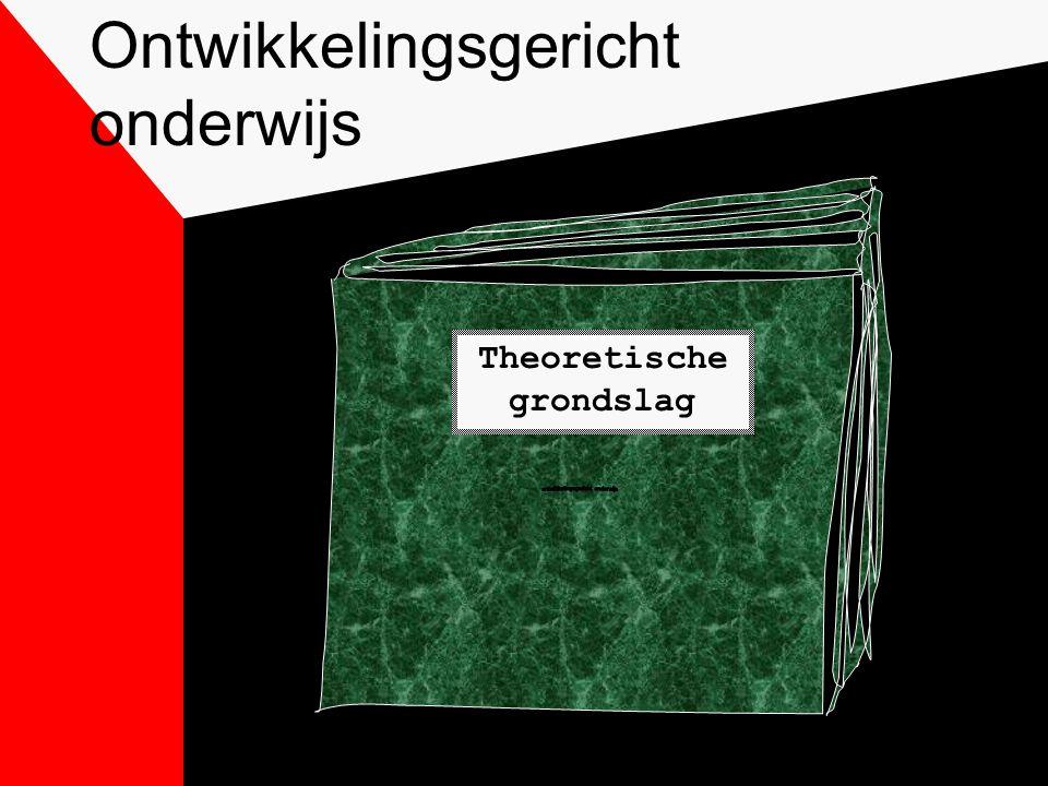 Theoretische grondslag