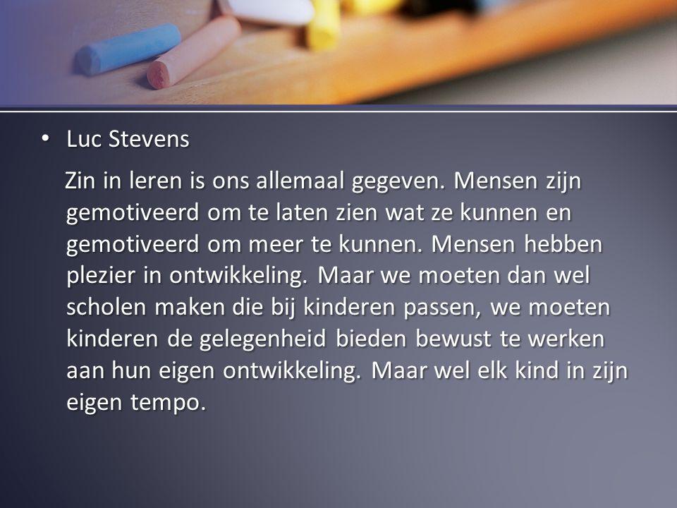 Luc Stevens