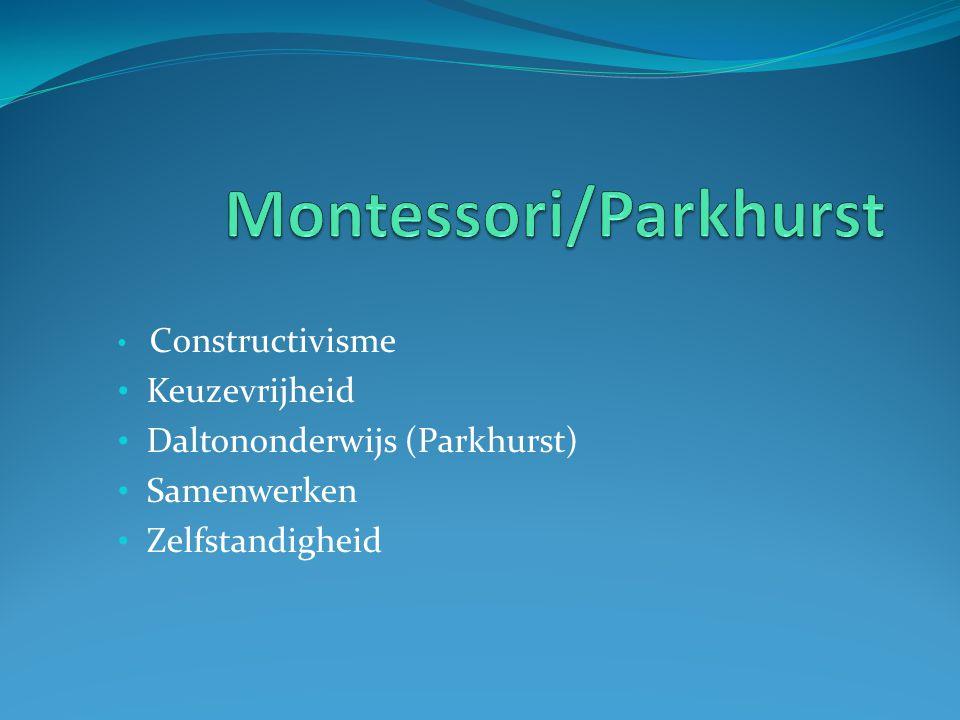 Montessori/Parkhurst