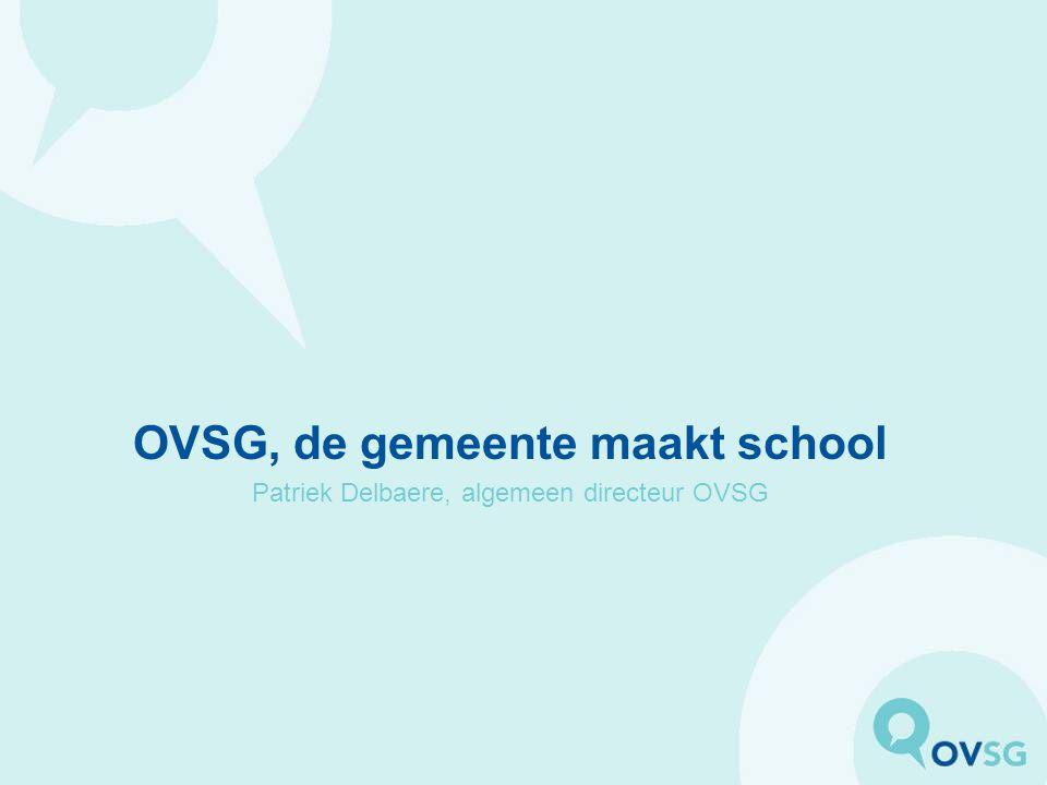 OVSG, de gemeente maakt school