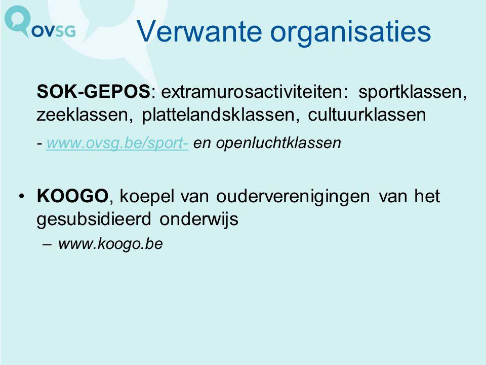 Verwante organisaties