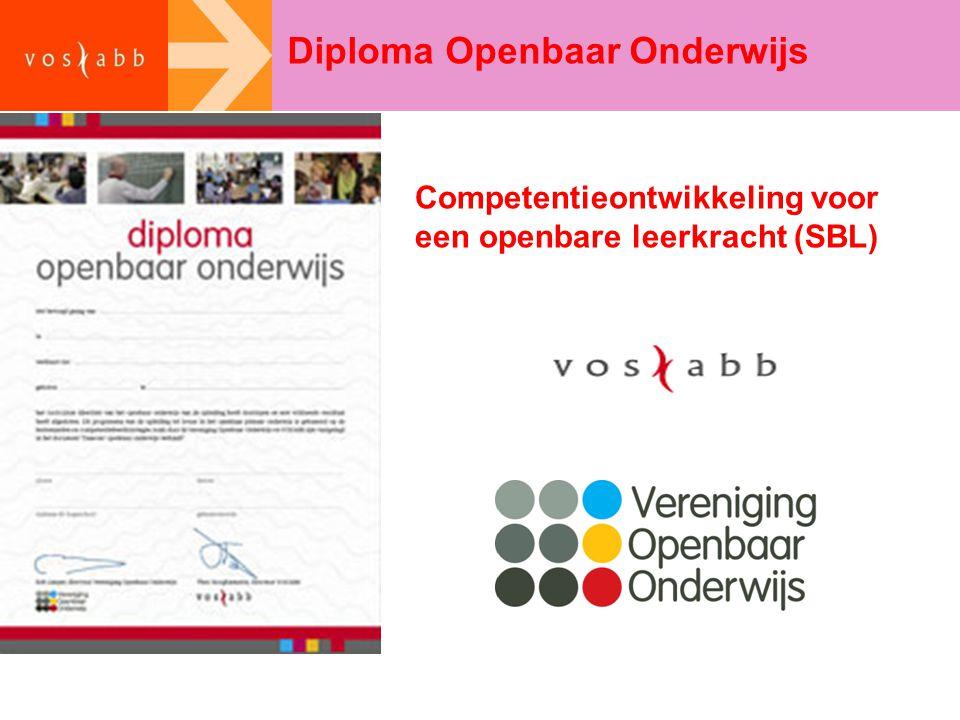 Diploma Openbaar Onderwijs