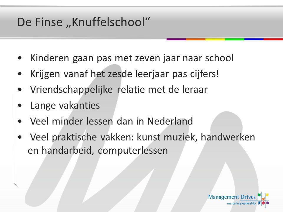 """De Finse """"Knuffelschool"""