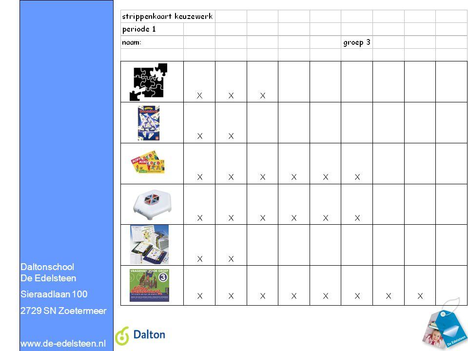 Daltonschool De Edelsteen Sieraadlaan 100 2729 SN Zoetermeer