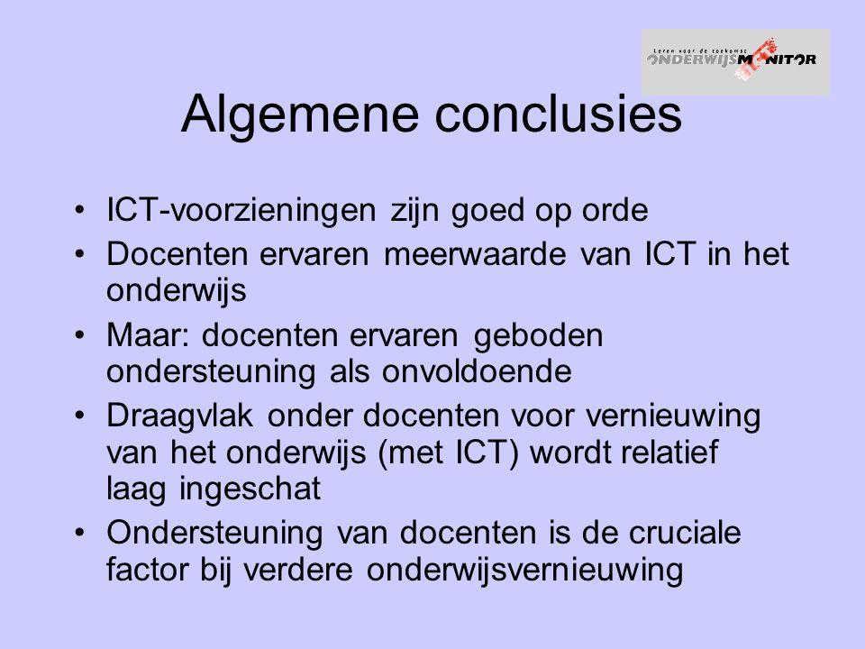 Algemene conclusies ICT-voorzieningen zijn goed op orde