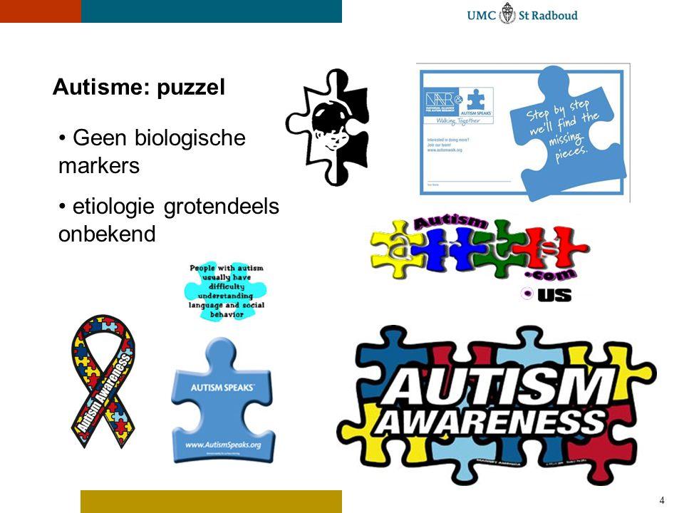 Startkwalificaties bij Autisme Spectrum Stoornissen