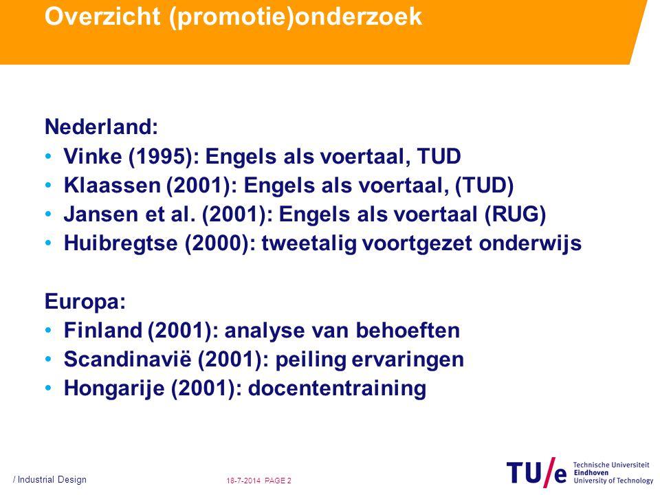Onderzoeksresultaten (1)