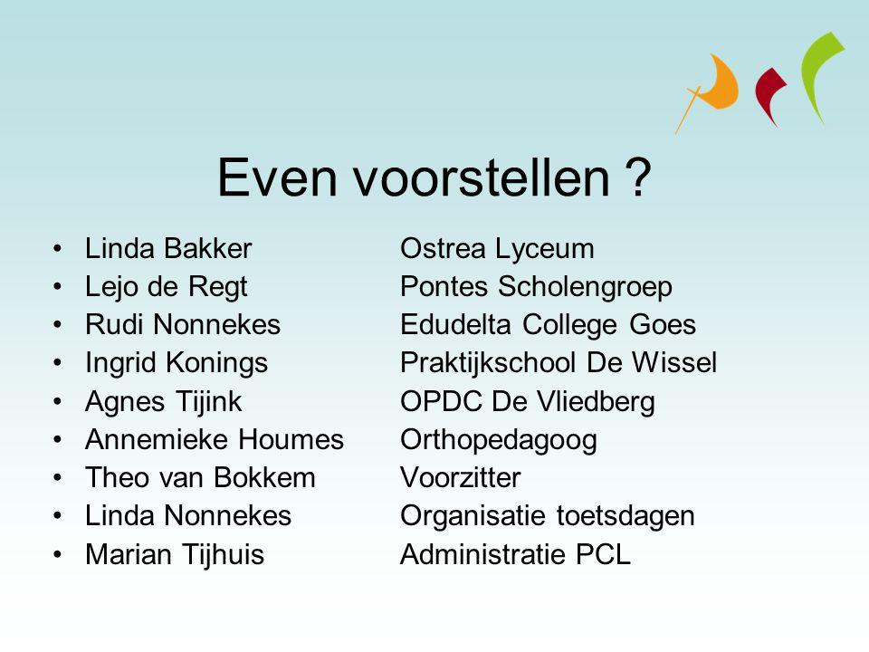 Even voorstellen Linda Bakker Ostrea Lyceum