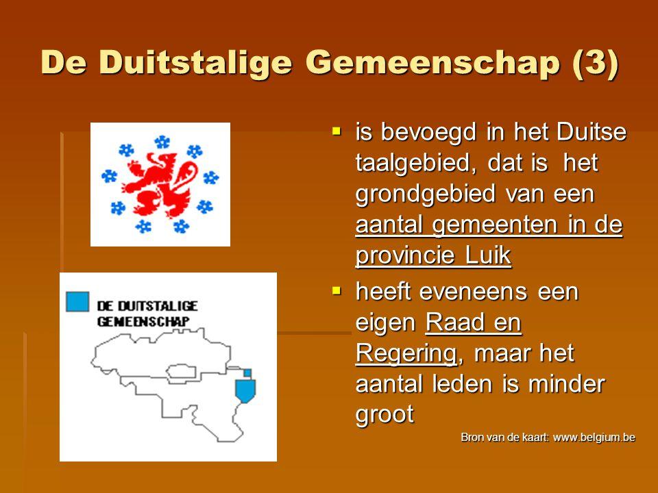 De Duitstalige Gemeenschap (3)
