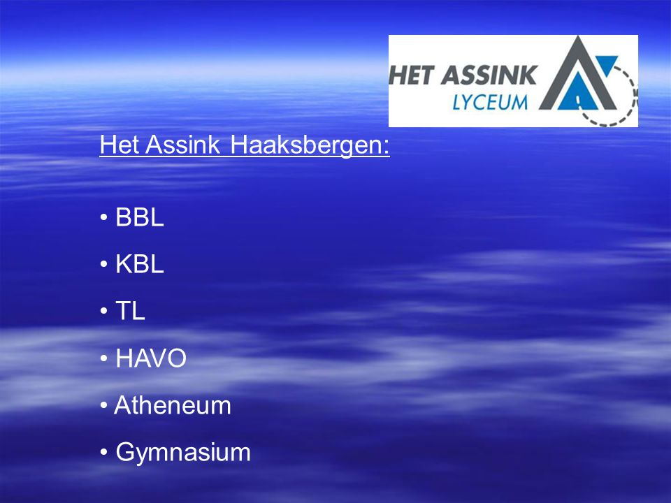 Het Assink Haaksbergen: