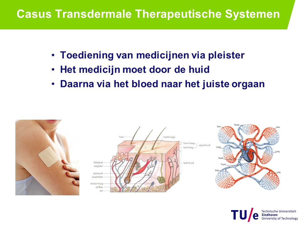 Casus Transdermale Therapeutische Systemen