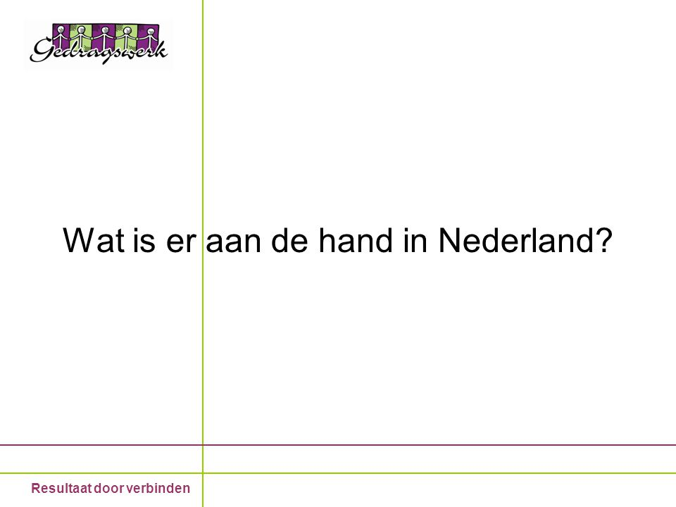 Wat is er aan de hand in Nederland
