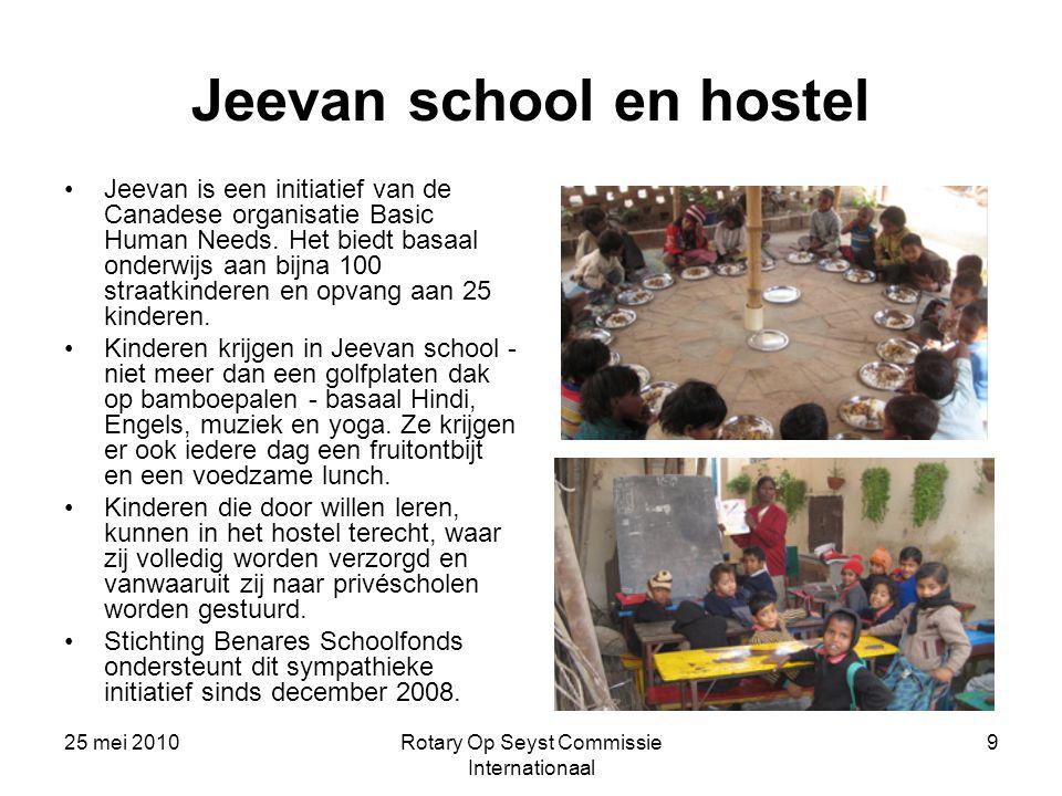 Jeevan school en hostel