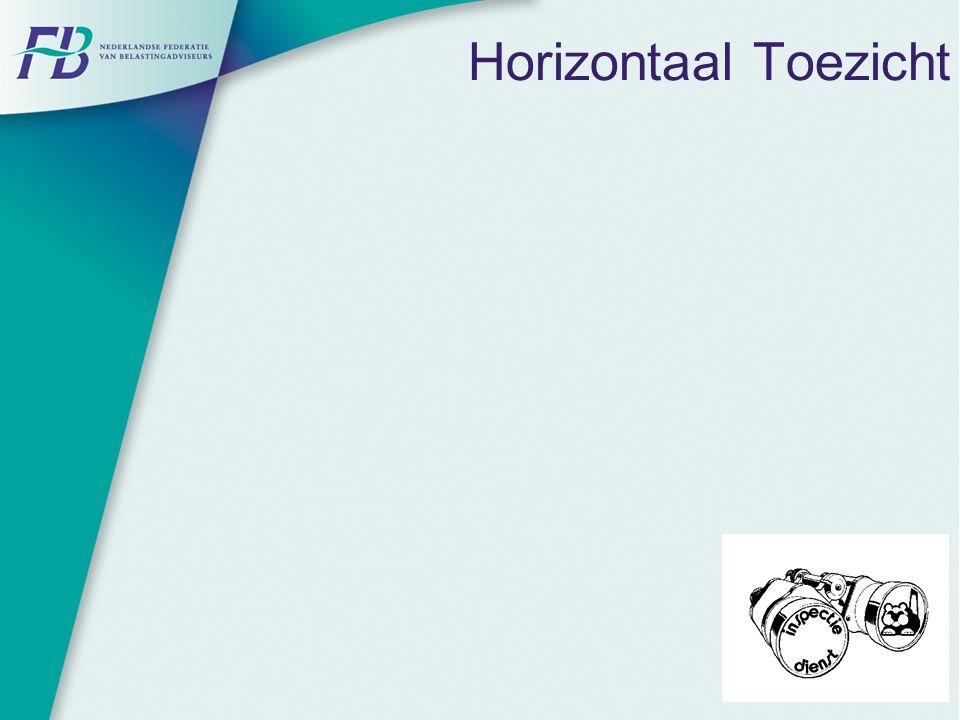 Horizontaal Toezicht