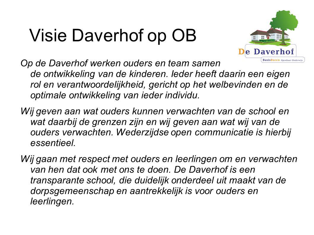 Visie Daverhof op OB