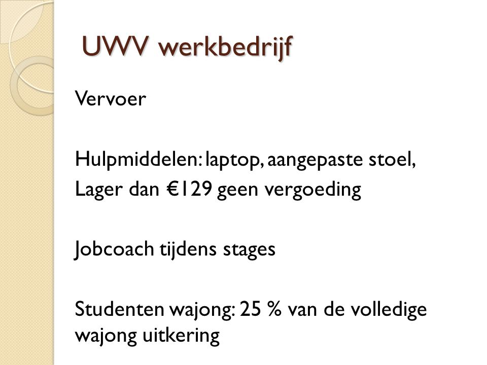 UWV werkbedrijf