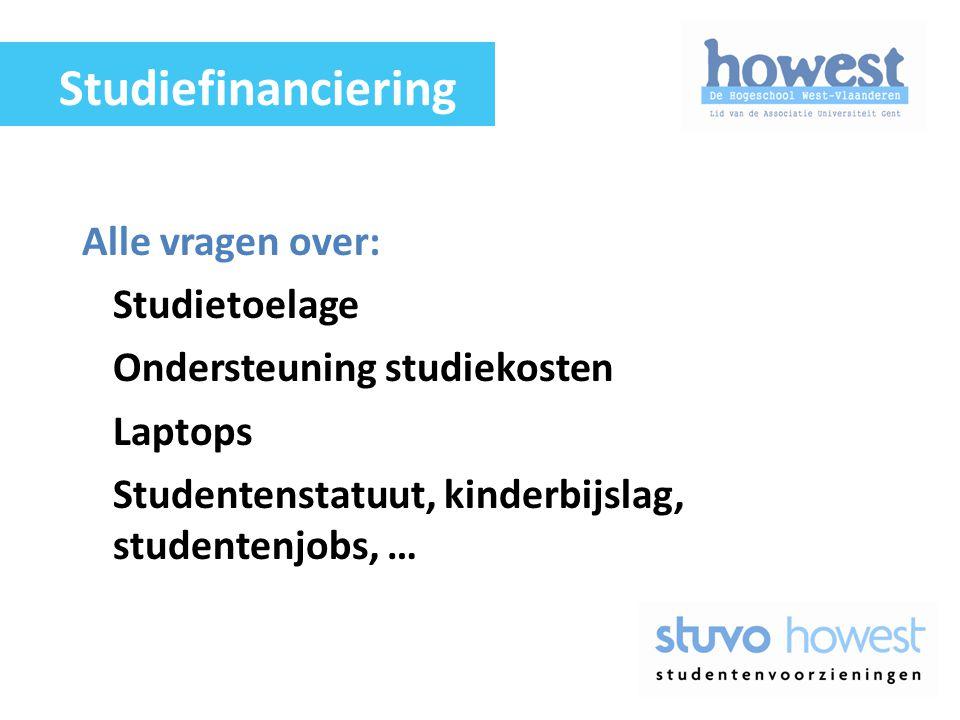 Studiefinanciering Alle vragen over: Studietoelage