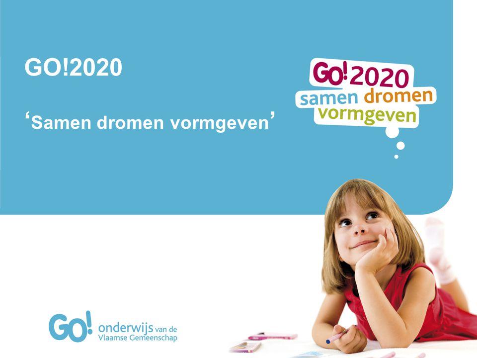 GO!2020 'Samen dromen vormgeven'