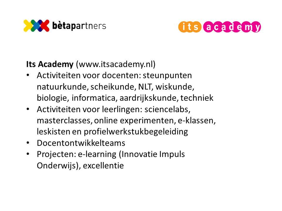 Its Academy (www.itsacademy.nl)