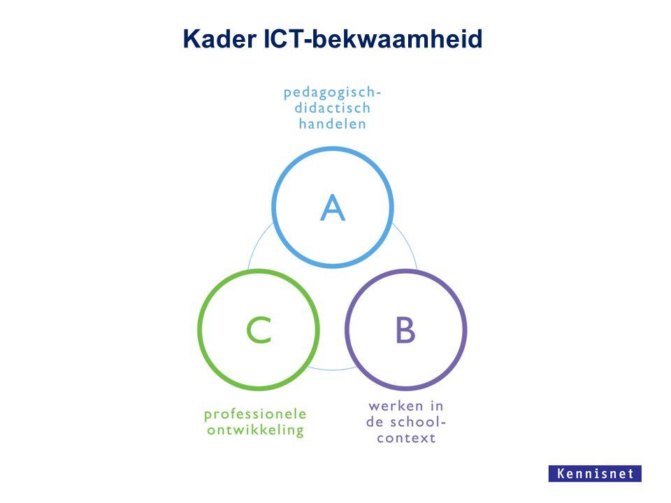 Kader ICT-bekwaamheid
