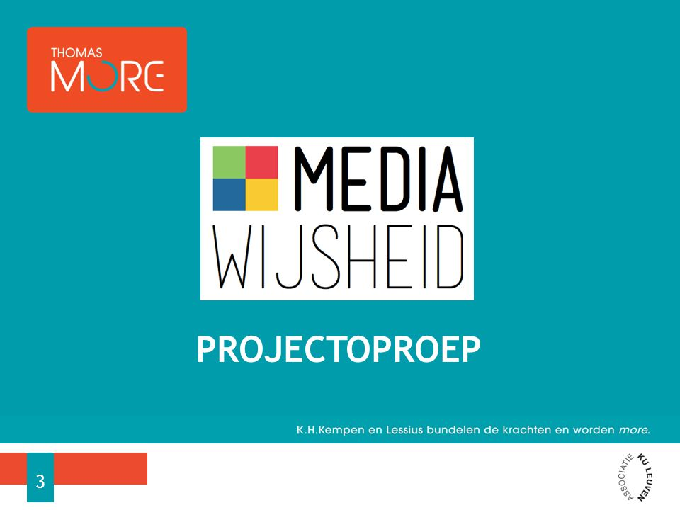 Projectoproep