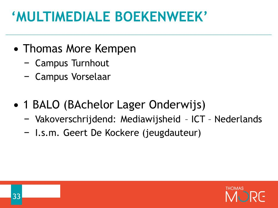 'multimediale boekenweek'