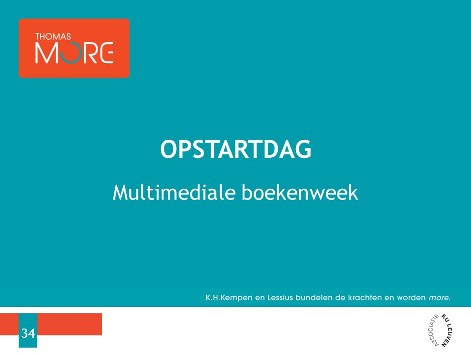 Multimediale boekenweek