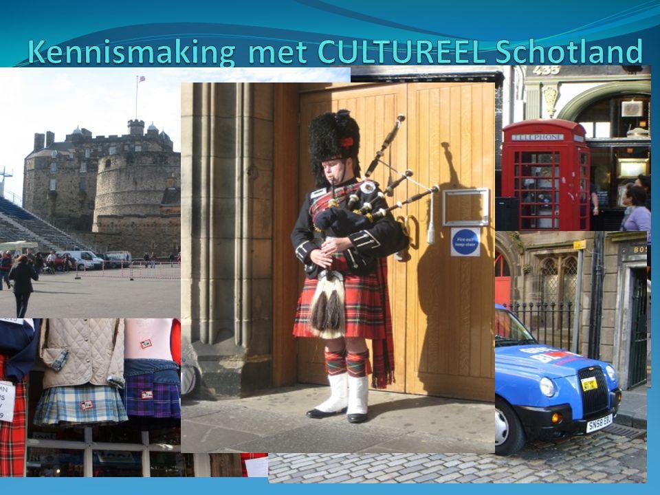 Kennismaking met CULTUREEL Schotland