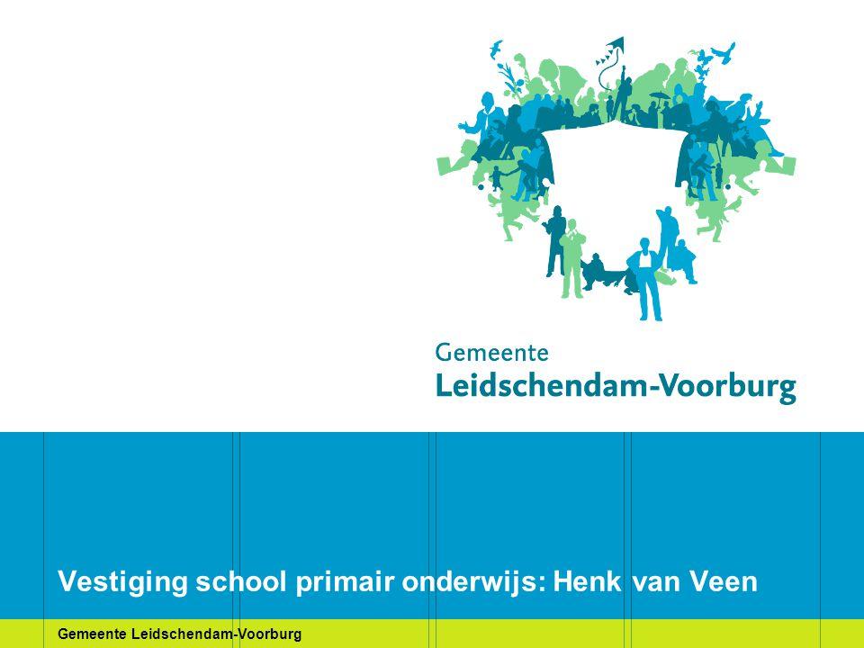 Vestiging school primair onderwijs: Henk van Veen