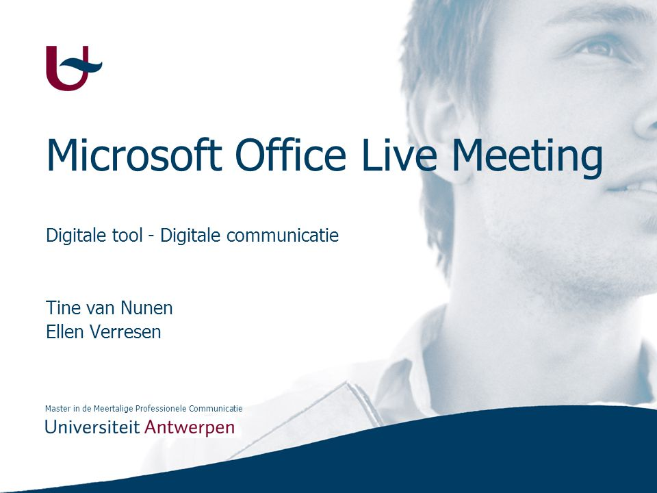 Inleiding Product van Microsoft